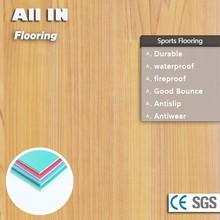 Simple Color Excellent sports flooring interactive floor projector
