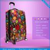 2014 fashion waterproof travel trolley luggage bag