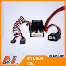 Maytech rc buggy ESC 60A esc sensorless for 1/10 scale model car/truck