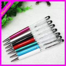 metal ball pen/metal pen click type/metal ballpen metal clip