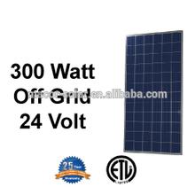 300W Poly Solar module 300W solar panel polycrystalline