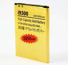 IN STOCK lipo nfc battery s3 for samsung s3 battery i9300 eb-l1g6llu mobile phone gb/t 18287-2000 battery