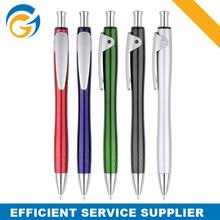 Plastic Click Ball Pen Long Tip Pen