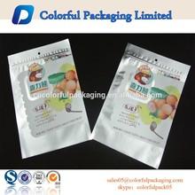 Triangle Sealing Ziplock Bag for Dry Fruit