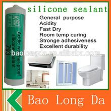 Acrylic silicone sealant for construction sealing