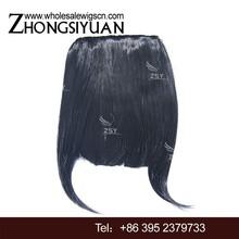 2015 New design hairpiece fringe hair bangs