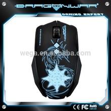 Dragon War G7 High Performance lighting effect gaming mouse