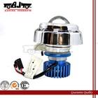 BJ-HL-003 Manufacture 18W LED aluminum bi-xenon projector led headlight for bajaj 150cc pulsar motorcycle