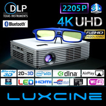 Hot Sales Projector / Home Mini Cinema Projector / 4K Projector / Mini Projector for Home Use