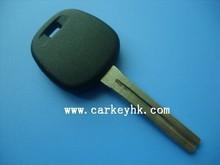 Novel Item &Promotion Toyota Toy40 transponder key with 4C chip NO LOGO for toyota corolla 2003
