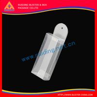 custom print very small hard thin rectangular clear plastic box manufacturers
