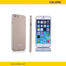 New!! Slim Ultra Thin Colorful Soft Rubber TPU Case For iphone 6 4.7'' TPU Phone Back Cover