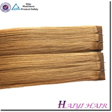 Best Quality Double Drawn Hair Weft Remy Hair Brands