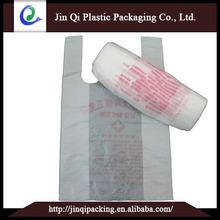 New design fashion low price hdpe polyethylene bag