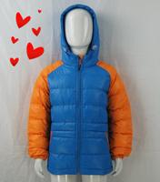 High quality boy stylish jacket down jackets boys kid jacket