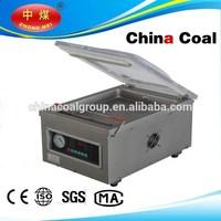 vacuum package machine,Table top food vacuum packaging machineDZ260