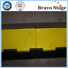 High Quality Cable Protector Floor, Narrow Cable Trunking Size