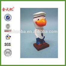 Resin Seagull Sailor Bobble Head Bobblehead