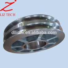 OEM Stainless Steel Pulley Wheel
