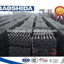 2012 China manufacturer BAOSHIDA oilfield sucker rod