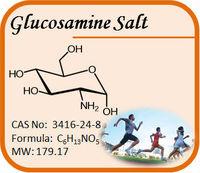 CAS No. 3416-24-8 Nutraceuticals- Glucosamine Salt