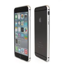 ZVE Aluminum Metal Bumper Hard Gold Case Cover for Iphone 6 plus 5.5 inch