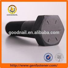 Fastener manufacturer ISO 9001 certified SAE J429 Grade8 Hex cap screw,screw