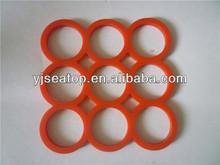 Nine Hole Heat Resistant Silicone Baking Mat