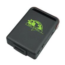 MINI Car Person Pet GPS/GSM/GPRS Tracker Spy Vehicle Real time GPS tracker TK102
