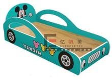 Kids Bedroom Furniture Moudels Wooden Beds for Kids Car Beds
