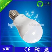 High-end best selling led motion sensor lights bulb