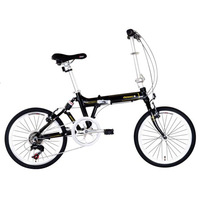20 mini folding bicycle with V brake and lightweight for sale