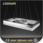 Hot selling indoor Silver 6000K 48W led indoor ceiling lighting fixture for shops