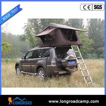 Camping equipment dry bulk cement trailer