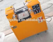 Laboratory two roll mill,test roll machine