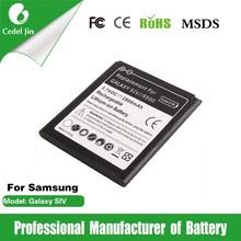 recharge battery for Samsung galaxy S4 battery I9500 SGH-M919/SGH-M919V/SGH-N055/ SHV-E300/SHV-E300K