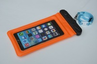 High-quality Waterproof Bag Protective Cases for iPhone 5/5S/Comfortable and Easy-to-use