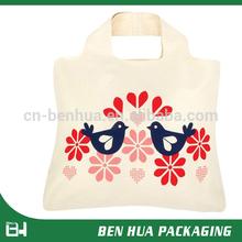 Fashion Design Organic Stylish Canvas Tote Bag