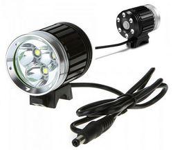 Tactical Light Bikes/Pit bike Head Lights/Rechargeable Bike Led Light Set