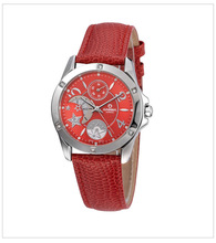 Fashion Multi-function Phases of the Moon Watch Lady Watch