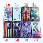 New Painted Relief PC Phone Case Cover For LG G3
