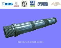 standard spline shaft