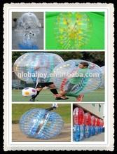 Hot Sale 0.8mm PVC 1.5m Air Bumper Ball Inflatable Sport Ball/ soccer bumper ball