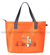 women folding bags shopping nylon foldable shopping bags nylon shopping bags