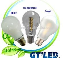 2014 NEW design full angle bulb lights led GLS bulb light, aviator energy saving light bulb