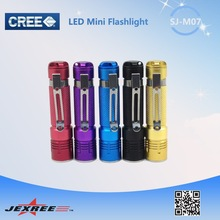 Waterproof and shockproof camping mini torch