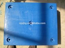 High quality engineering plastic product hard wear uhmwpe sheet / uhmwpe marine fender panel / uhmwpe sliding pad