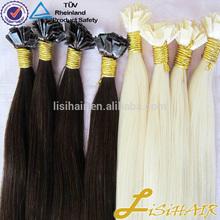 Factory Wholesale Price Flat Tip Pre Bond Hair
