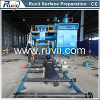 Abrasive blast cleaning machine (CE)