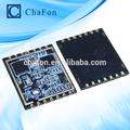 23 * 20 mm de la tarjeta inteligente lector de tarjetas uhf módulo TTL apoyo proporcionar SDK y demostración software